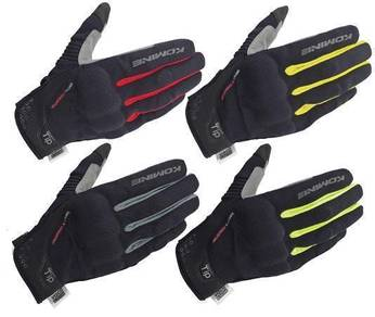 New Komine Gk183 Touch Screen Protect Gloves Brave