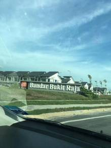 House for rent in Bandar bukit raja