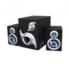 Speaker - built in karaoke, remote control, usb