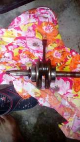 Crankshaft ex5 dream