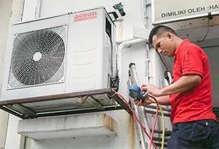Aircond service in Jenjarom