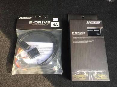 Work e-drive throttle controller kia cerato mazda