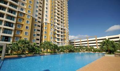 FREEHOLD High Rise Condominium Suitable For Invest Bukit Beruang MMU