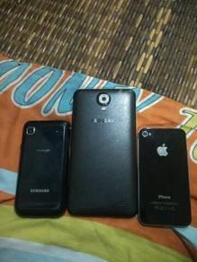 Samsung n iphone 4s