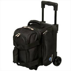 NEW Ebonite transport 1ball roller bowling bag