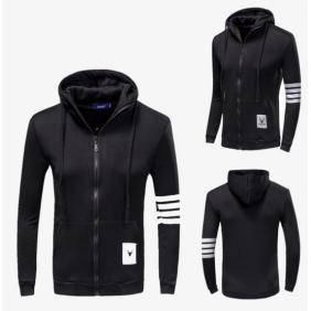 5064 Hooded Sport Sweater Jacket