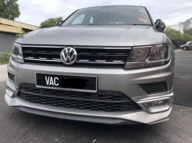 Volkswagen Tiguan 2018 skirt lip bodykit body kit