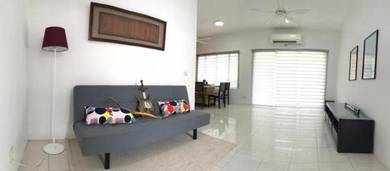 Well Maintained Double Storey Corner at Setia indah Setia Alam