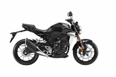 New naked Honda CB250