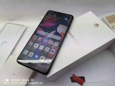 Huawei P20 PRO - BLACK - 128GB