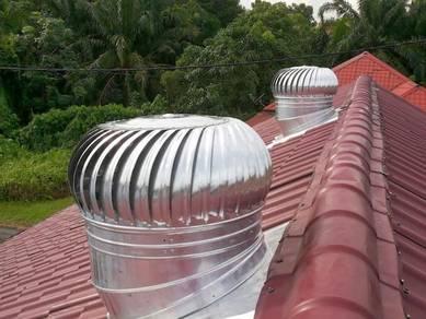 Turbine Ventilator SERI KEMBANGAN SETIA ALAM USJ
