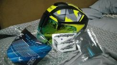 Helmet gracshaw gaizer