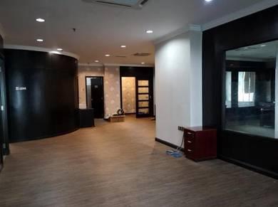 Metropolitan Square, shop/office renovated partly unit, Damansara