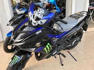 Yamaha y15zr monster