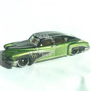 2011 Hot Wheels Tucker Torpedo Super Treasure Hunt
