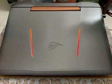Gaming laptop - ASUS ROG G752VT