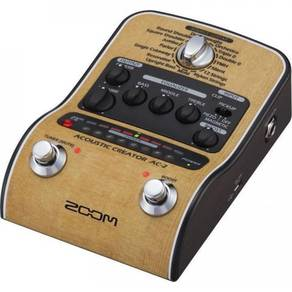 ZOOM AC-2, Acoustic Creator