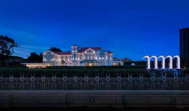 Eight Rooms - Macalister Mansion Penang
