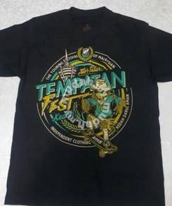 (NEW) Tempatan Fest Kedah 2015 T-Shirt
