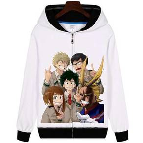 Boku no hero akedemia sweater