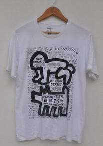 Uniqlo x Keith Haring Bank Street