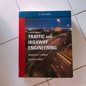 Traffic & Highway Engineering Textbook