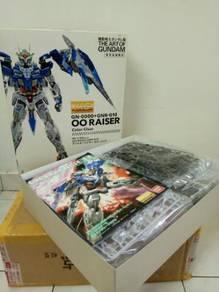 Art Of Gundam 00 Raiser Color Clear
