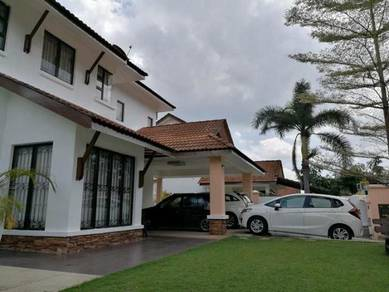 7200ft Bungalow Forest height Seremban Senawang