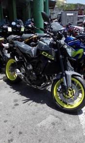 Yamaha MT-09 mt09