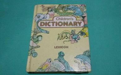 Children Dictionary (Lexicon)