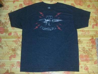 Band Shirt Foo Fighters size XL