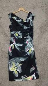 Jaker 80 KAREN MILLEN ENGLAND ladies mini dress