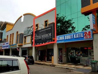 Bukit Katil Shoplot Upstairs for Rent
