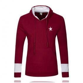 5057 Solid Color Slim Fit Sweater Coat Jacket