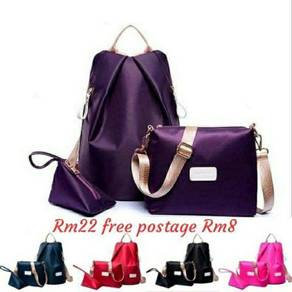 Set bag 3 in 1