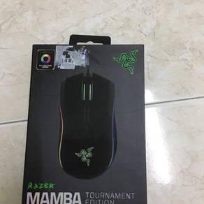 Razer mamba mouse TE