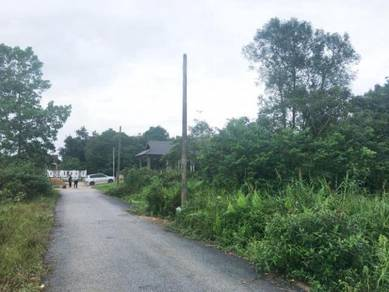 Tanah Untuk Di Jual Segera di Kuala Berang