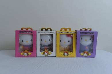 Hello Kitty McDonald land - X