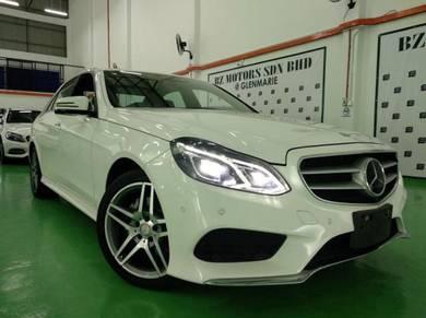 Recon Mercedes Benz E250 for sale
