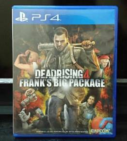 NEW PS4 Game Dead Rising 4 Franks Big Package