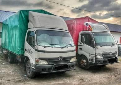 Lori Sewa Murah Lorry Home Movers Pindah Rumah