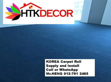 The best carpets roll with installation 273BD