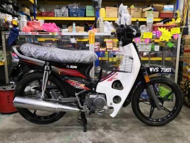 USED BIKE-SYM E-SR110 (Loan Available !!!)