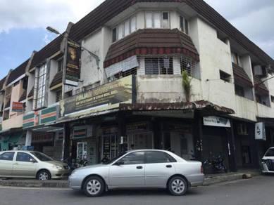 Shophouse at Tabuan Jaya for sale