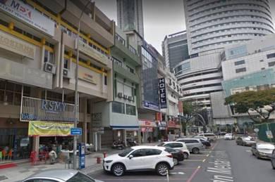 5 Storey Building for Sale at Medan Tuanku, Jalan Sultan Ismail