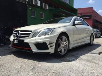 Mercedes benz W207 Bodykit W212 AMG Bodykit