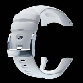 17 rag suunto ambit3 sport white silicone strap
