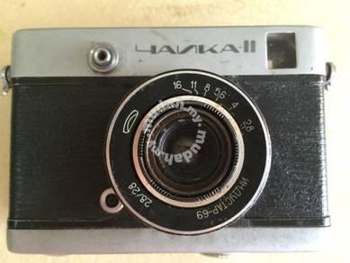 Antique Camera Yanka II / Kamera Antik
