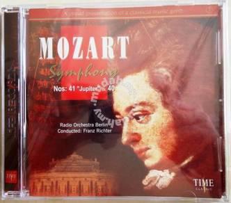 Classic Music CD Mozart Symphony No.41 'Jupiter' &