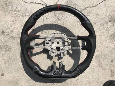Ford mustang carbon steering Mustang GT350